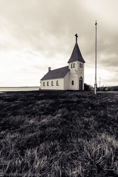 Church at Prestbakki