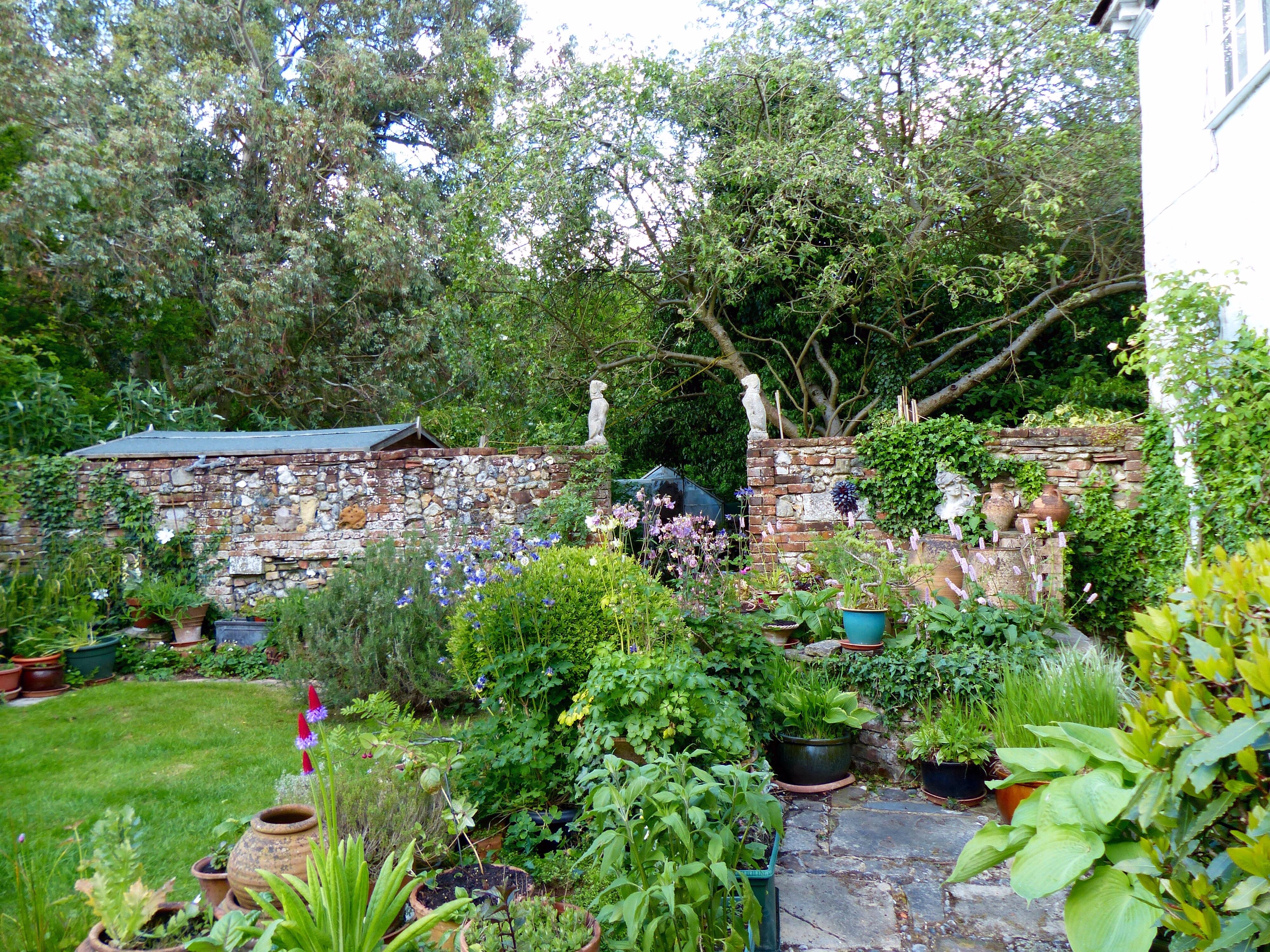 an english country garden my shetland. Black Bedroom Furniture Sets. Home Design Ideas